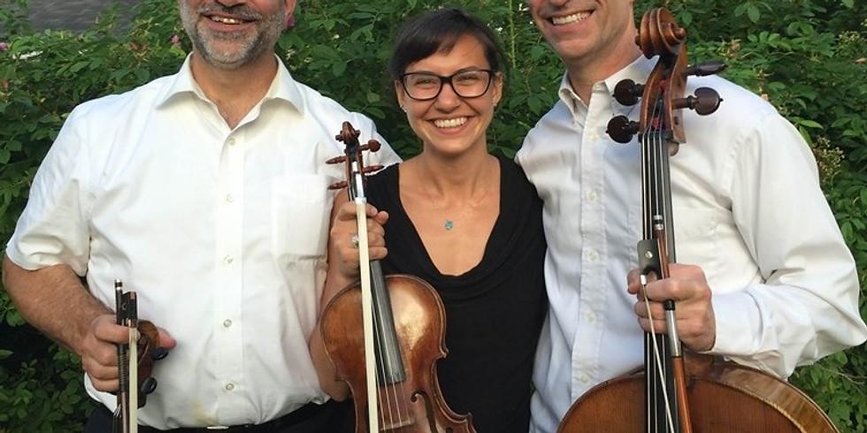 Sametz Buckley Trio