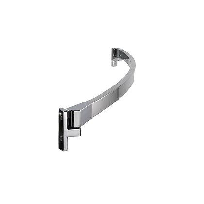 Adjustable Curved Rectangle Shower Rods