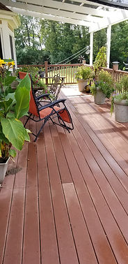 deck play area