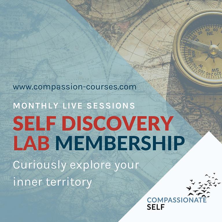 Self Discovery Lab Membership