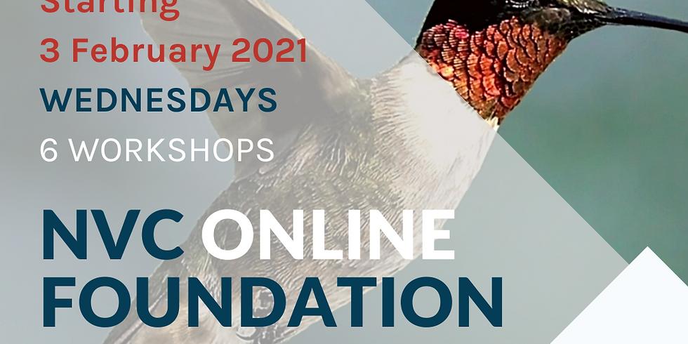 NVC Foundation Course (Wednesdays)