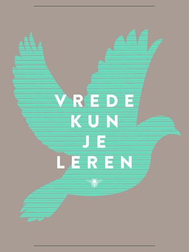 Vrede kun je leren