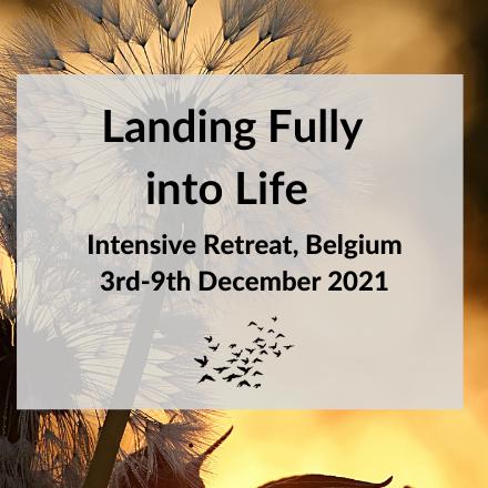 Landing Fully Into Life - Retreat