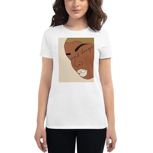 World Changer short sleeve t-shirt
