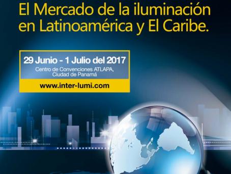 InterLumi Feria de Iluminación en Panamá.