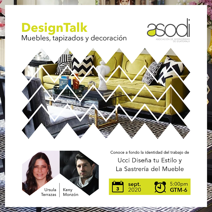 DesignTalk Muebles, tapizados y decoración