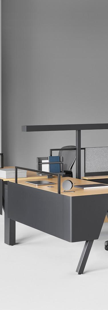 Mobiliario para oficinas.  Herman Miller | Espacio & Ergonomía