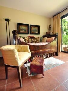 Ambiente de doble función: Dormitorio y Estudio