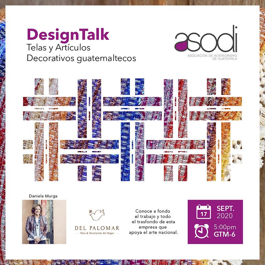 DesignTalk | Telas y artículos decorativos guatemaltecos