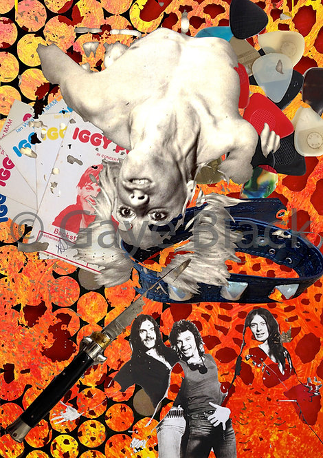 MEMORABILIA 10 (Iggy/Motorhead)