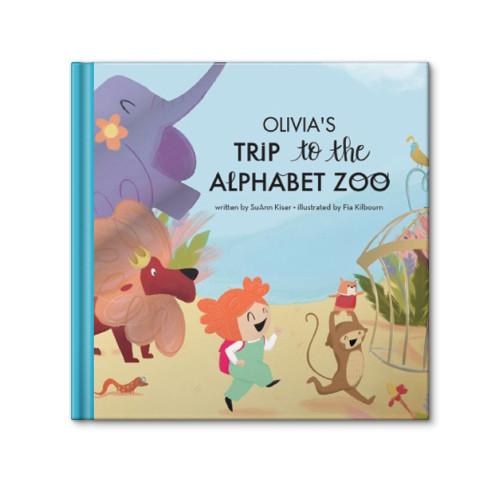 My Trip to the Alphabet Zoo