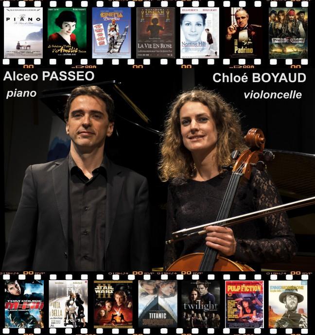 Ciné Récital Duo
