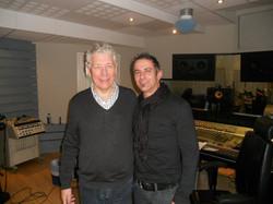 Con Jan Erik Kongshauk.