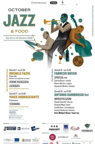 Michele Fazio live for Jazz and Food