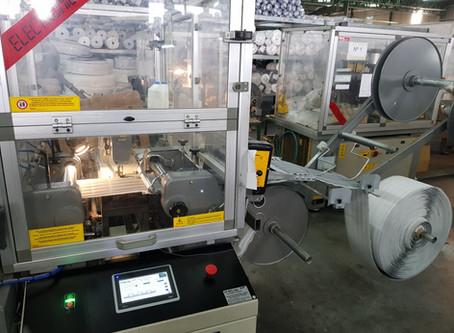 Retrofitting da Unidade Automática Programável de Costura de Faixas de Colchões