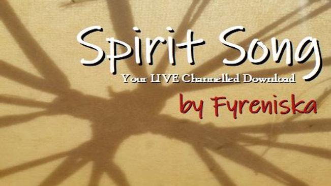 Spirit Song Download