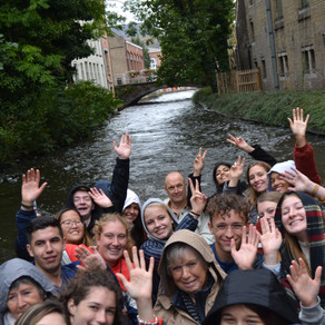 2nd day: Brugge