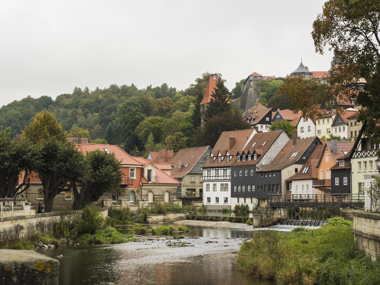 Stadtaufbau Kronach