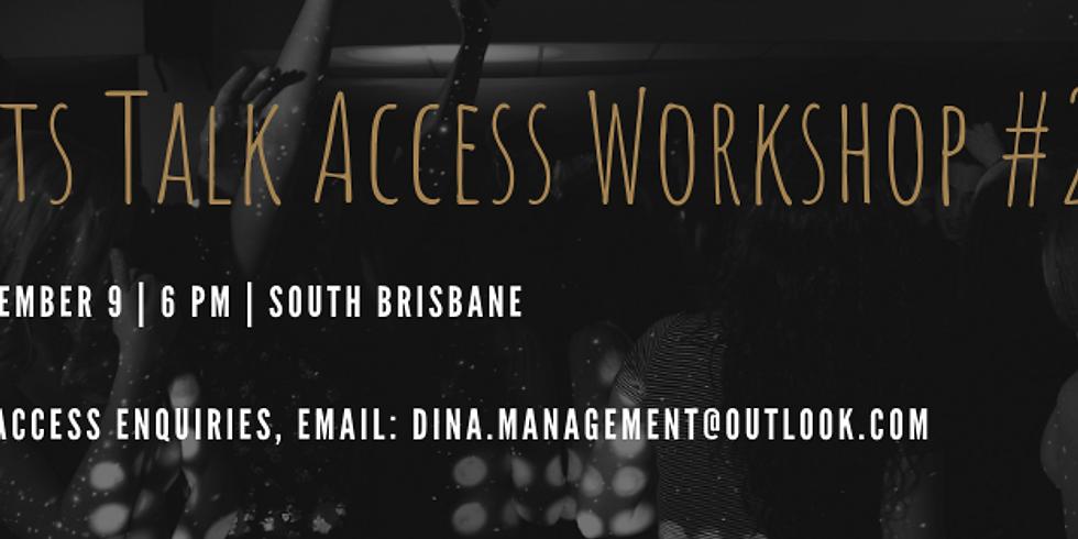 Let's Talk Access Workshop 2