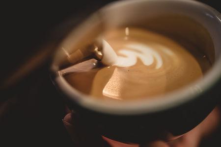 Latte Art Schulung