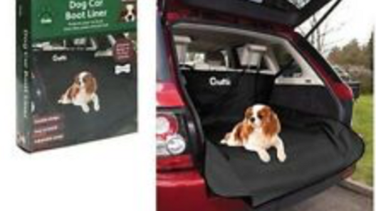 Crufts Car Boot Liner ( 144 X 170 Cm) (durable And Waterproof)