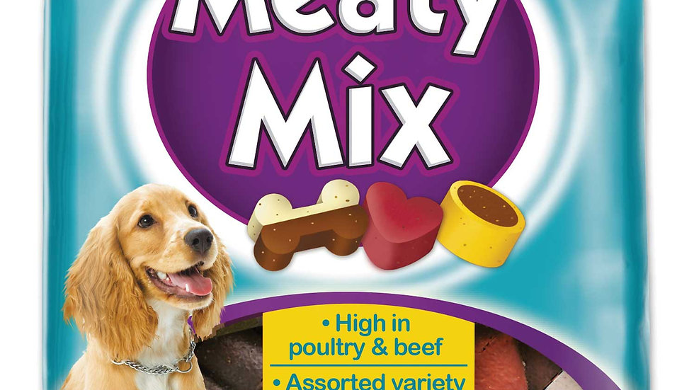 Meaty Mix Dog Treats