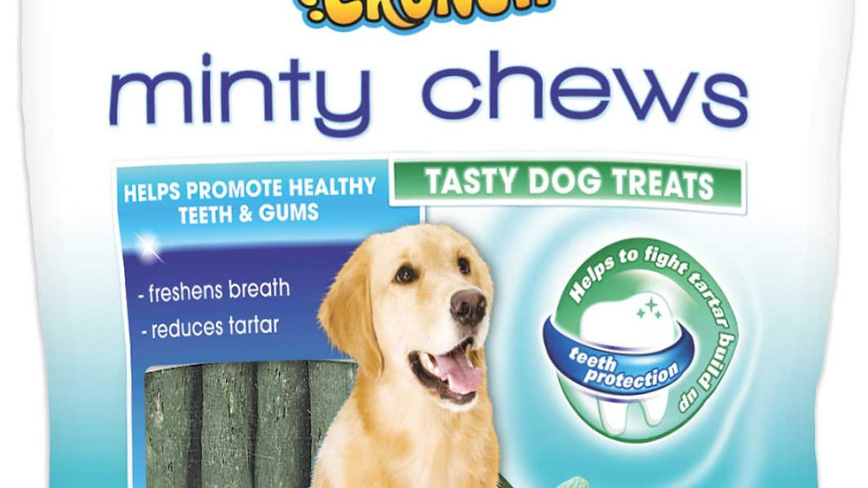 Minty Chew Sticks