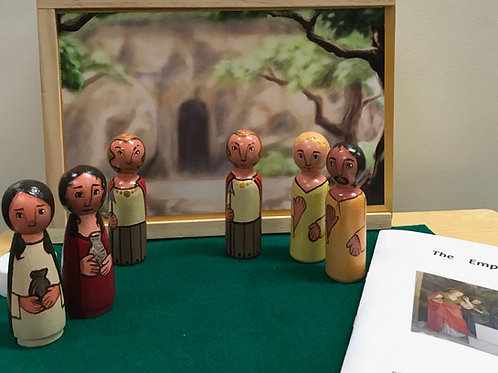 The Empty Tomb Diorama