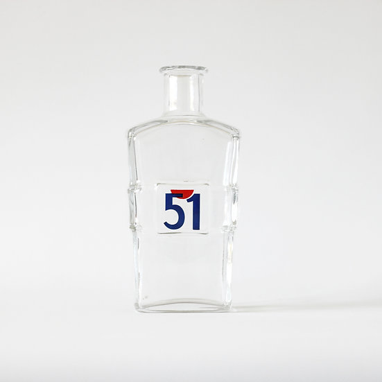 '51' water carafe (sold)