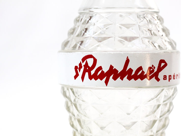 French-antique-vintage-st-raphael-glass-apartif-water-carafe-nz-new-zealand-image-1