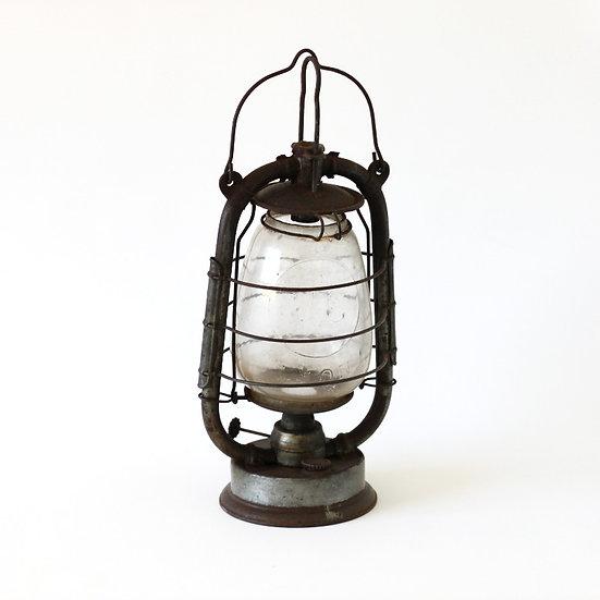 VC lantern ALG Lyon French European antique vintage furniture homeware décor nz front