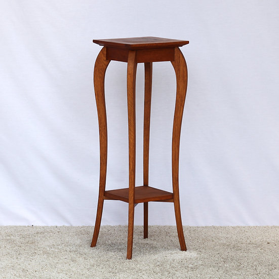 Art deco style tall plant stand. SOLD
