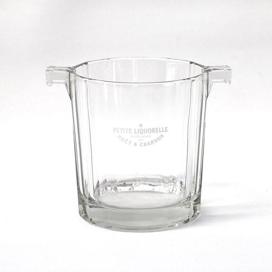 French-antique-vintage-petite-liquorelle-petillante-par-moet-and-chandon-glass-ice-bucket-nz-new-zealand-image-1