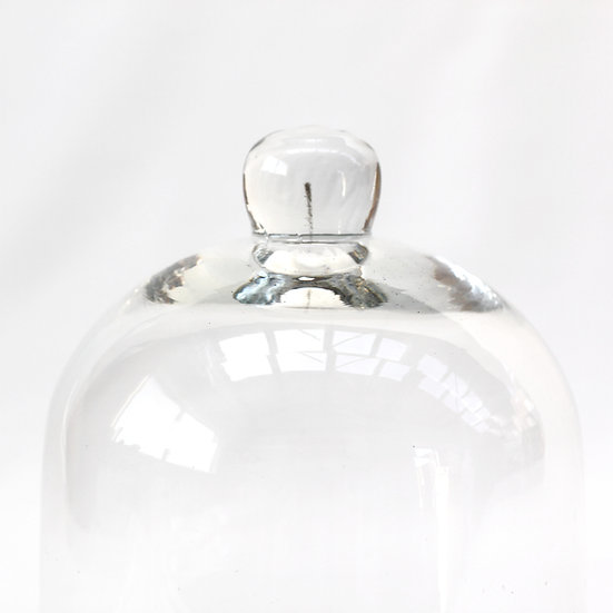French-antique-vintage-glass-cheese-dome-nz-new-zealand-image-1