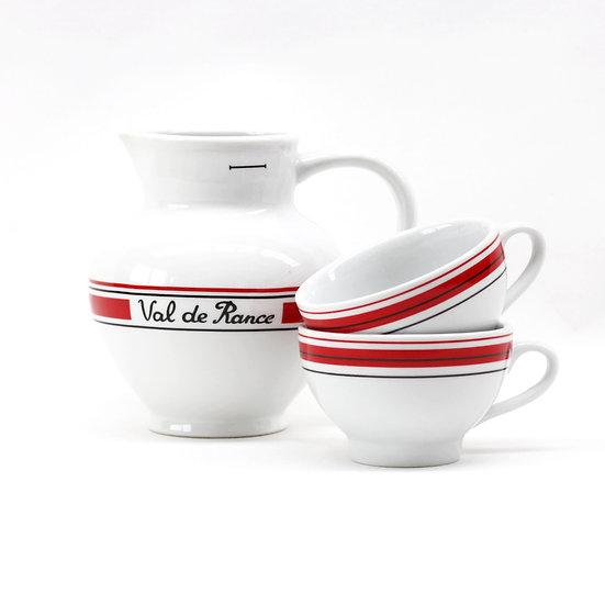 French-antique-vintage-cider-jug-val-de-rance-breton-cups-nz-new-zealand-image-1