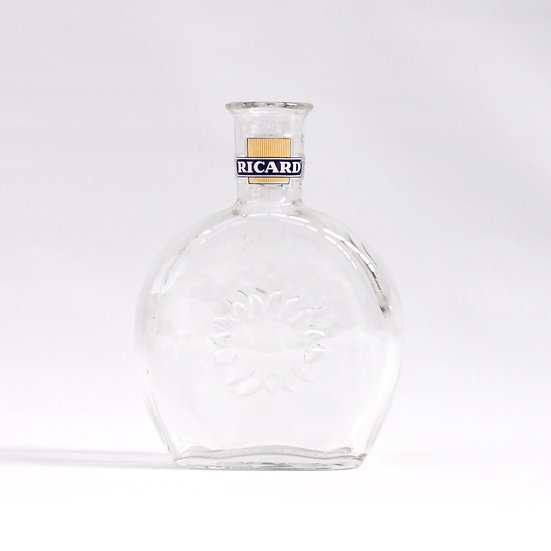 French-antique-vintage-ricard-water-carafe-with-stopper-nz-new-zealand-image-1