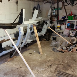chassis repaint