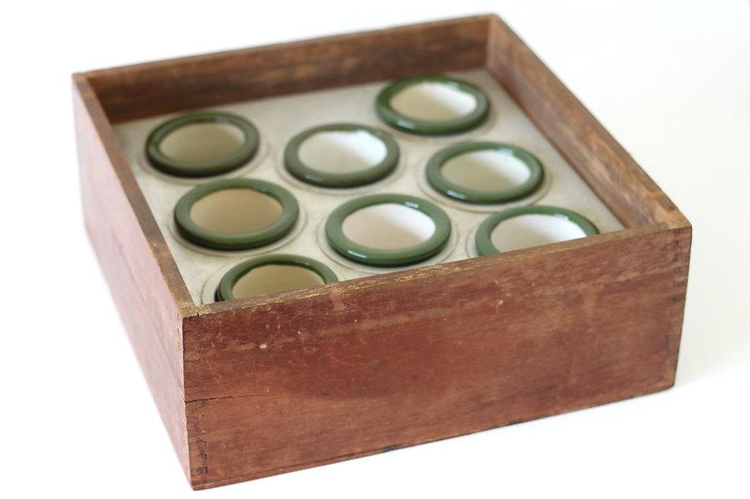 LaBana Paris 1930's yoghurt maker French European antique vintage furniture homeware décor nz open box