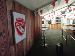 Fanzelt FC Thun