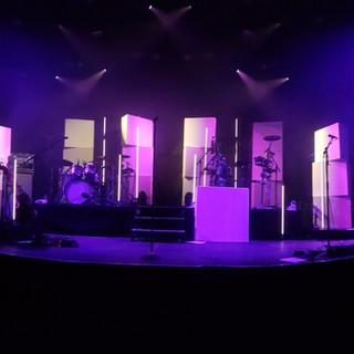 Bühnenbild Seven