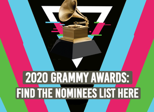 2020 GRAMMY Awards: Find the nominees list here