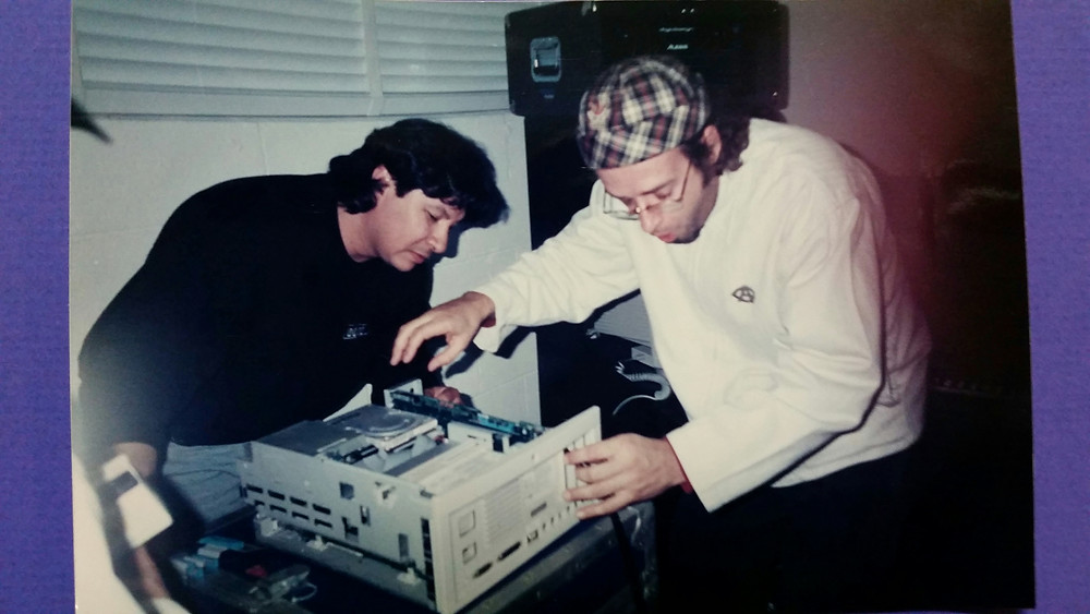 Chilitos with Gustavo Cerati