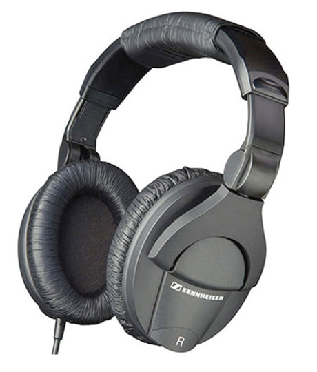 Figure 5. Closed-Back Headphones