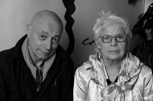 Claudine Bories et Patrice Chagnard