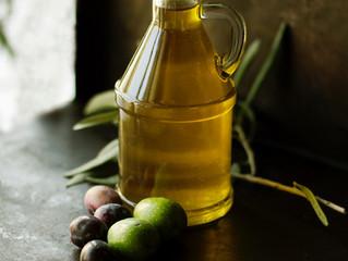 Mutter Natur & Haare Teil 1: Olivenöl