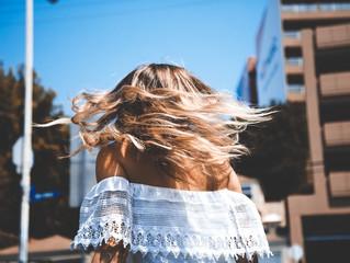 Power-Haarpflege im Frühling - Teil 2