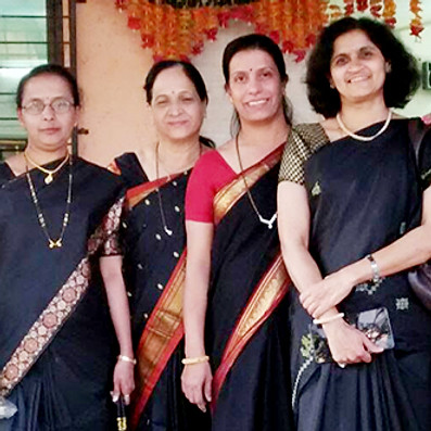 Makar Sankranti - Aniket-1 Ladies Club