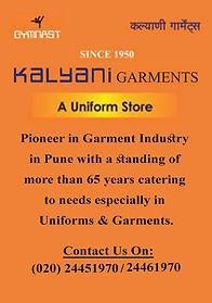 Kalyani Garmnets | Uniform & Garments