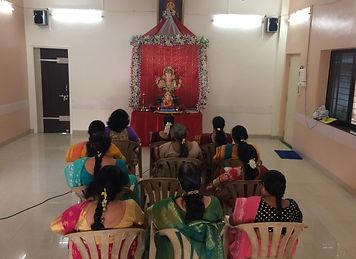 Aniket-1 Co-operative Housng Society | Ganesh Festival