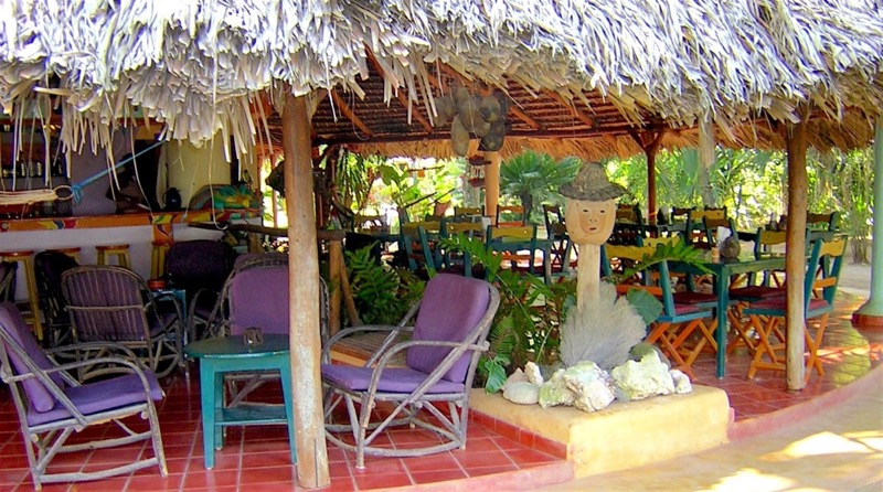 Hotel Coyamar Bar Restaurant
